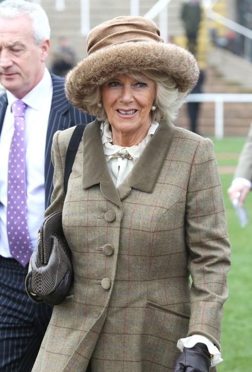 Carole Middleton 2014