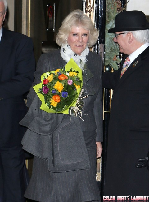 Camilla Parker-Bowles Goes Wild as Population Demands Queen Kate Middleton and King William