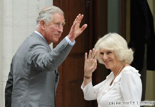 Prince George's Baptism, Christening and Godparent Selection: Kate Middleton and Prince Charles Rule Out Camilla Parker-Bowles!