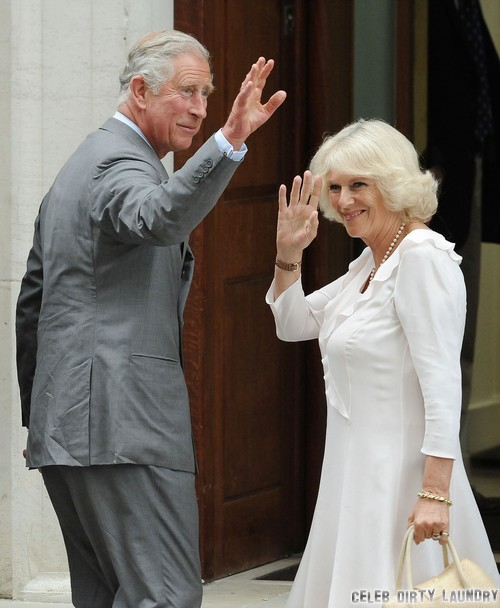 Camilla Parker-Bowles and Carole Middleton Fight Over Prince George Nanny Role for Prince William and Kate Middleton Australia Trip