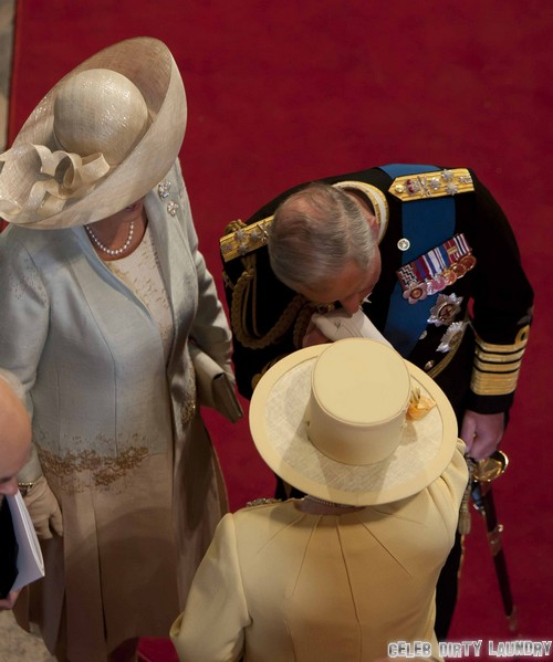 Prince William Chosen Next King As Queen Elizabeth To Abdicate Within The Year: Prince Charles and Camilla Parker Bowles Revolt - Report