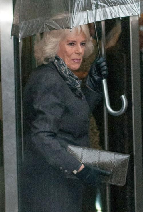 Prince Charles & Camilla Visit The BBC Studios