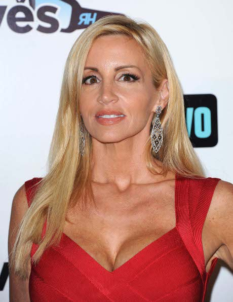 Camille Grammer Quits Real Housewives of Beverly Hills Forever -- Ditches Reunion Show!