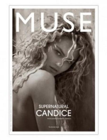 Victoria's Secret Model Candice Swanepoel Twitters Nude Photo
