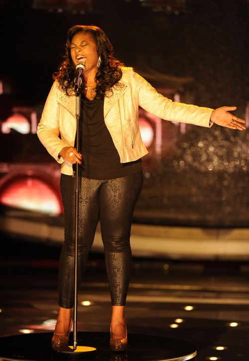 "Candice Glover American Idol ""When You Believe"" Video 4/17/13"