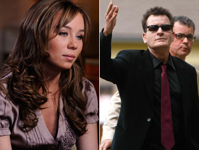 Charlie Sheen Fights Back With Million Dollar Extortion Lawsuit Against Capri Anderson
