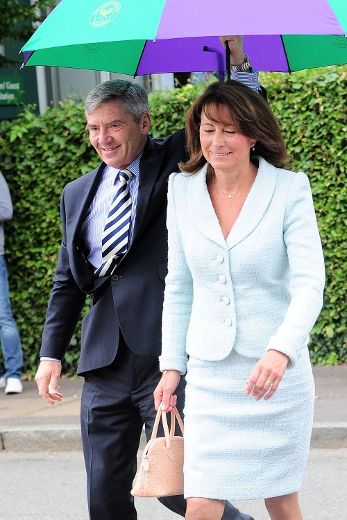 Carole Middleton Sparring With In-Laws David And Jane Matthews Over Pippa's Wedding Portraits?