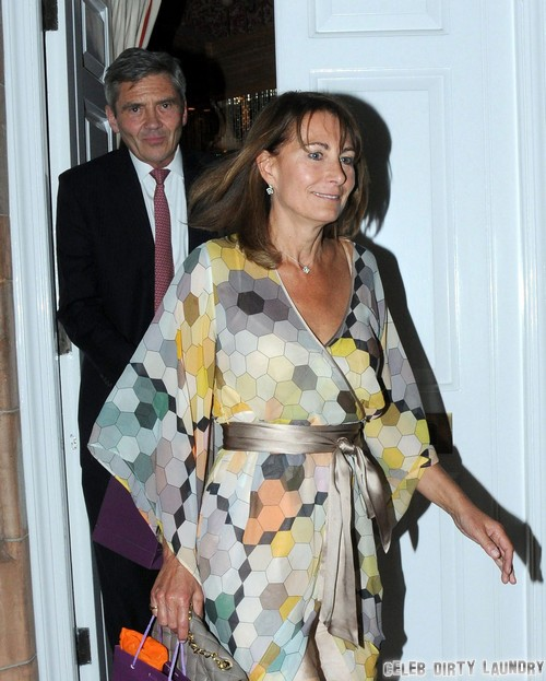 Carole Middleton Buys Prince George Calvin Klein Boxers And Baby Gifts For First Christmas