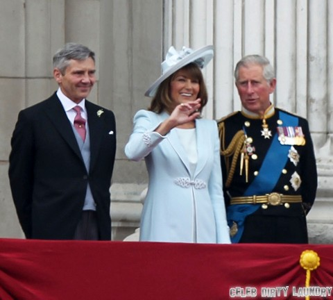 """Kate Middleton's Mother, Carole, Told To """"Butt Out"""" and Keep Quiet About Royal Labor and Baby By Queen Elizabeth and Camilla Parker-Bowles"""