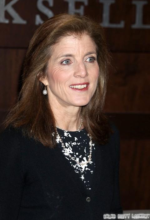Caroline Kennedy Leaves Husband Ed Schlossberg For Ambassador's Job in Japan