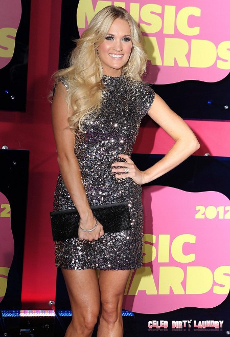 Carrie Underwood: I Support Gay Marriage and the Right to Love Publicly