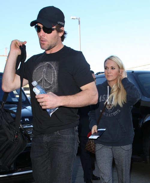 Carrie Underwood and Husband Mike Fisher Divorce Coming - Fighting Over Second Baby?