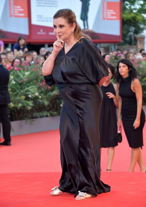 Carrie Fisher Headed For Drug Relapse After Years Of Sobriety? - Report