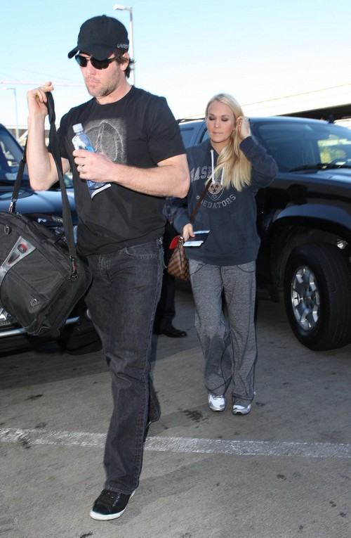 Carrie Underwood Cheating On Husband Mike Fisher With Brad Paisley