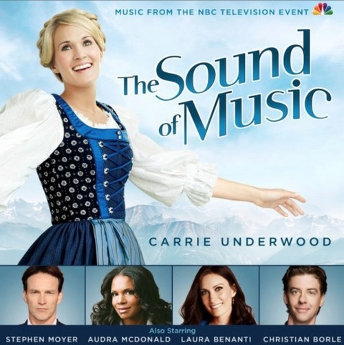 Carrie Underwood Can't Take the Criticism of Her Sound of Music Performance - Maybe She Should Take Acting Classes?