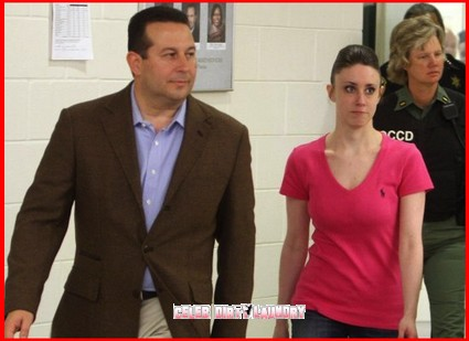 Casey Anthony Strolls Out Of Jail A Free Woman