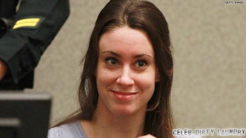 Casey Anthony's Shocking Public Appearance (Photo)