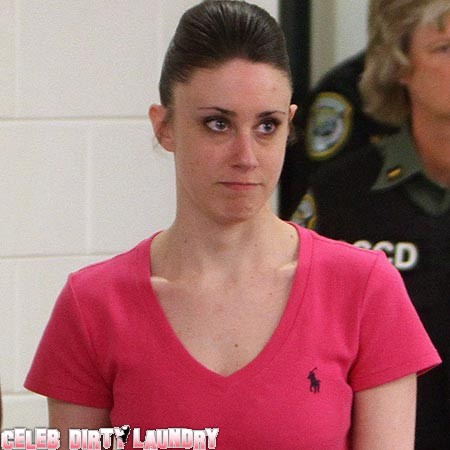 Casey Anthony Won't Be Taking Early Childood Education At College
