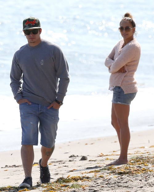 Casper Smart Break-Up With Jennifer Lopez: Blames Marc Anthony For Split - Not Transgender Sexting