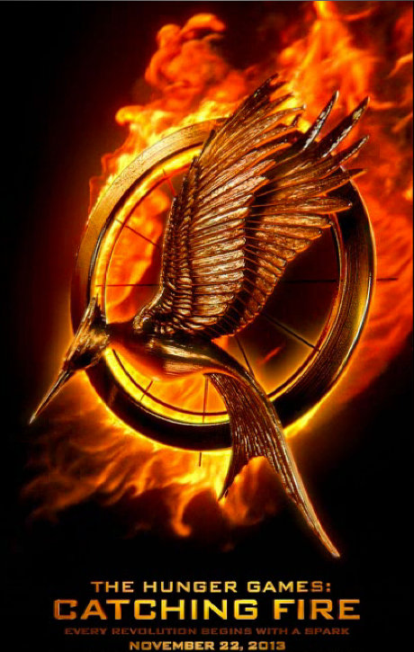 The Hunger Games: Catching Fire -- New Trailer Released and it's Sizzling Goodness! (VIDEO)