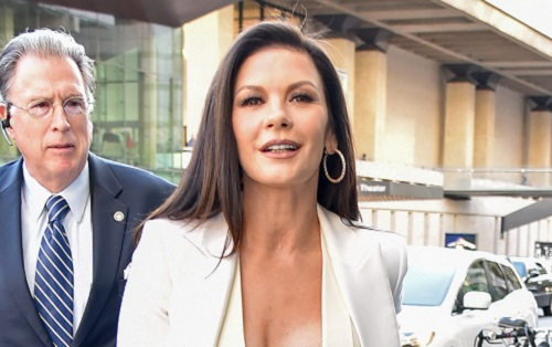 Catherine Zeta-Jones Moves From Big Screen To Silver Screen, What Ruined Her Career?