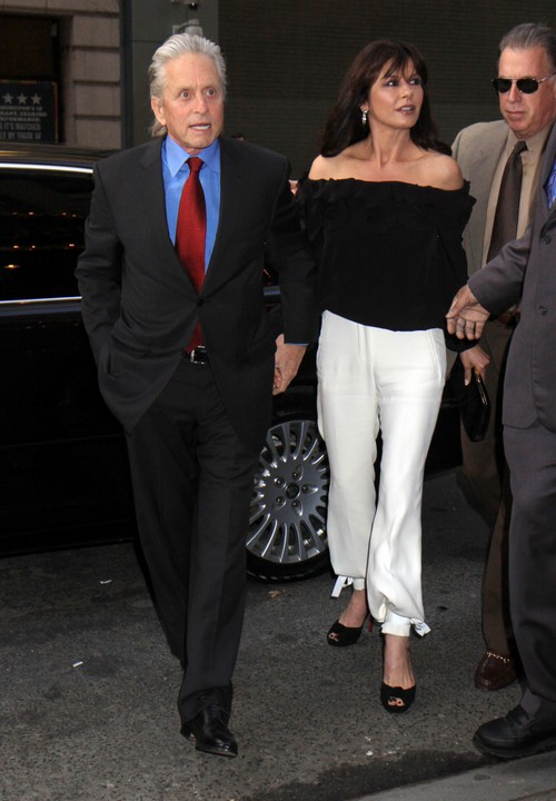 Michael Douglas Fears Catherine Zeta-Jones Split and Divorce: Won't Take Relationship 'For Granted'