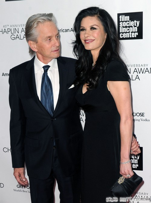 Michael Douglas and Catherine Zeta Jones Divorce and Legal Separation Complicated by Custody Battle