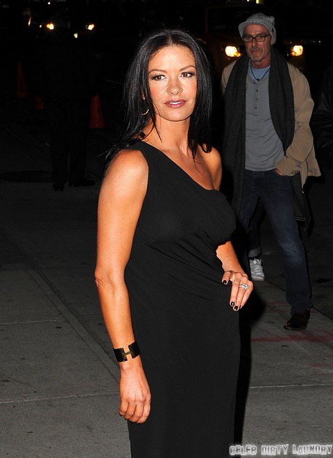 Catherine Zeta Jones Rehab - Undergoing Treatment For Bipolar Disorder