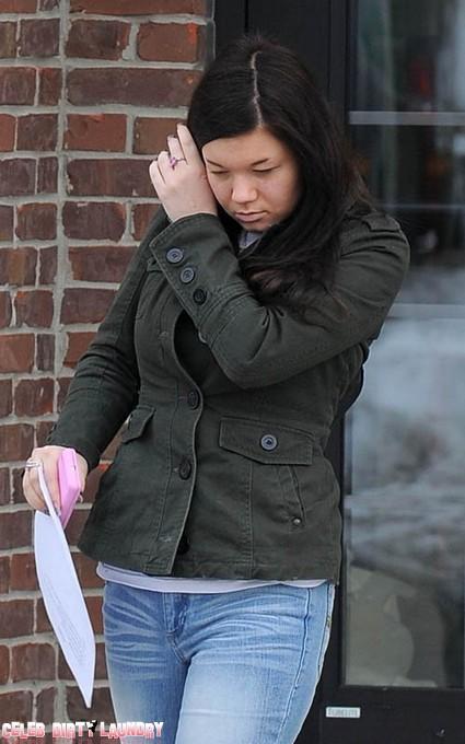 Teen Mom Wars Pits Amber Portwood Against Catelynn Lowell