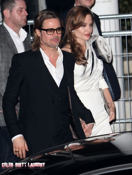 Angelina Jolie Excluded As Brad Pitt Takes Charge Of Wedding Plans