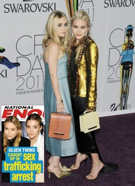 Mary-Kate And Ashley Olsen Involved In Sex Trafficking Scandal And Arrest