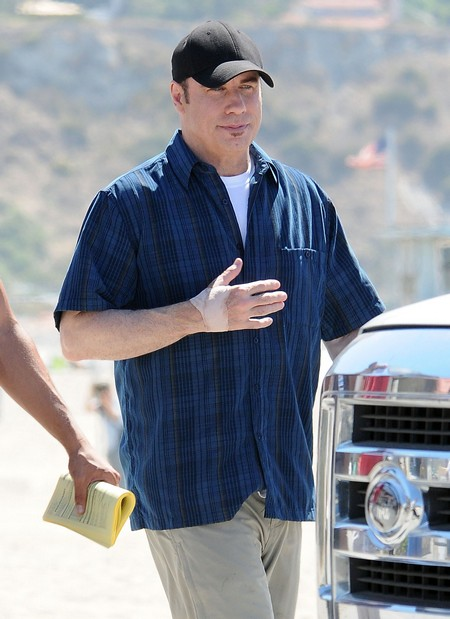 John Travolta Reacts As Second Masseur Files Sexual Battery Lawsuit