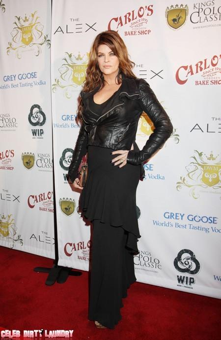 Kirstie Alley Struggles To Help John Travolta After Gay Sex Scandal Lawsuit