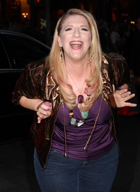 Lisa Lampanelli Continues To Bash Lou Ferigno On Celebrity Apprentice