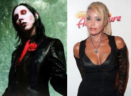 Marilyn Manson Proposes To Seraphim Ward After Only 5 Weeks