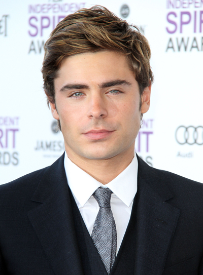 Zac Efon Hints At Marriage But Not To Lily Collins