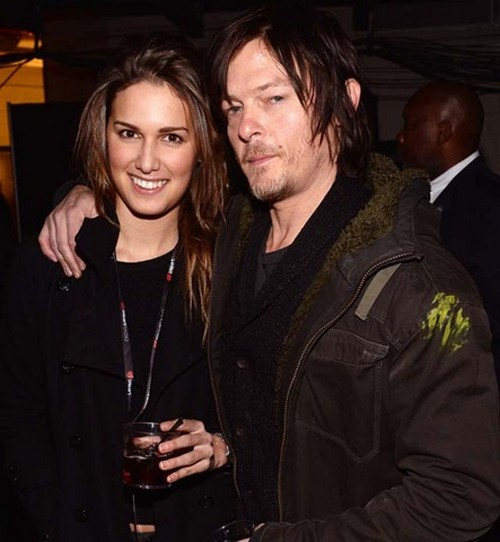 The Walking Dead Spoilers: Norman Reedus Dumps Cecilia Singley – Daryl Caught Cheating on Girlfriend With Three Women!