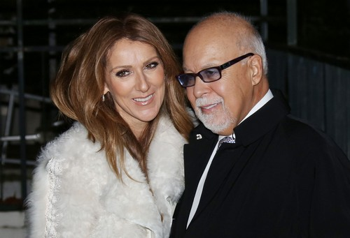 Celine Dion's Husband, Rene Angelil, Quits as Manager Due To Failing Health (PHOTOS)