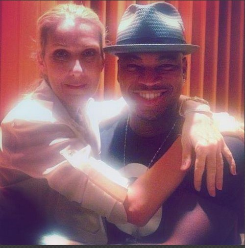 Celine Dion and Ne-Yo Hooking Up - Is Celine Cheating on Rene Angelil With Rapper? (PHOTOS - VIDEO)