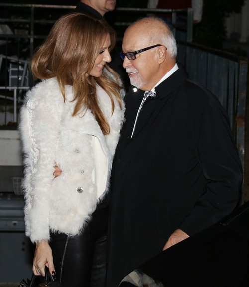 Celine Dion Spends Last Christmas With Dying Husband Rene Angelil: Break From Vegas Show for Rene's Final Time