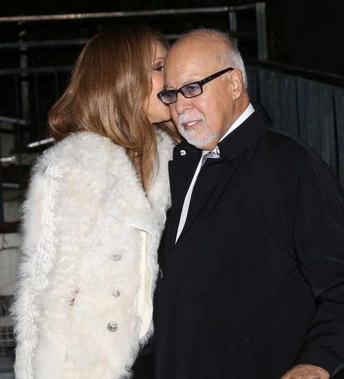 Celine Dion Cares For Cancer Stricken Husband Rene Angelil: Cancels Asian Tour - Halts All Show Business Related Activities
