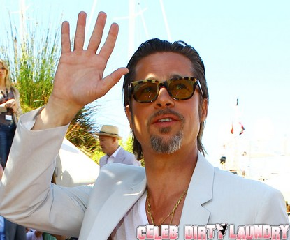 Brad Pitt Leaps To Defence Of Terrence Malick Over Absence
