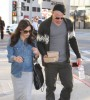 Channing Tatum & Jenna Dewan Out For Lunch In Beverly Hills
