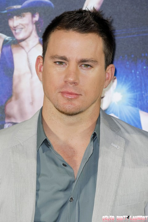See Channing Tatum Leaked Full Frontal Nude Photo Here