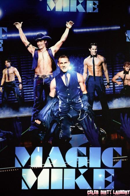 Channing Tatum People Magazine's Sexiest Man Alive 2012