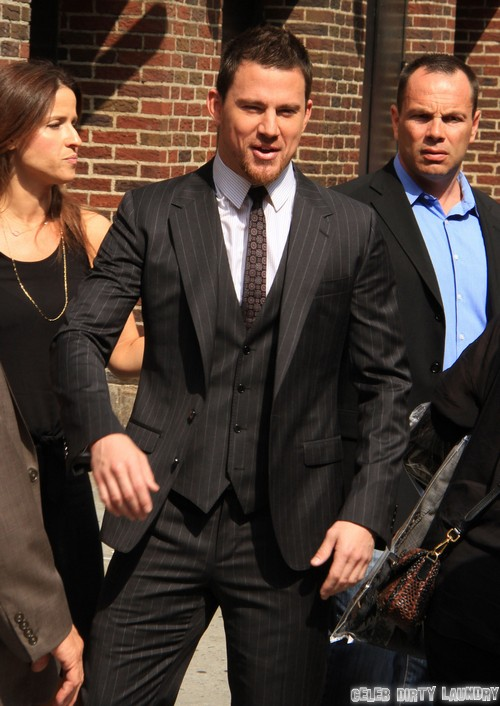 Jamie Foxx Jealous That Channing Tatum Gets All The Attention From The Ladies?