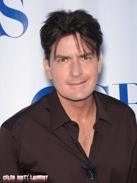 Charlie Sheen Says Goodbye and Farewell to Entertainment Industry Forever