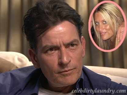 Charlie Sheen Has A Third Girlfriend, Megan Levant? - Photo