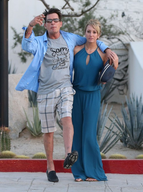 Charlie Sheen Back On Drugs: Out of Control Partying Halts Production On Anger Managment