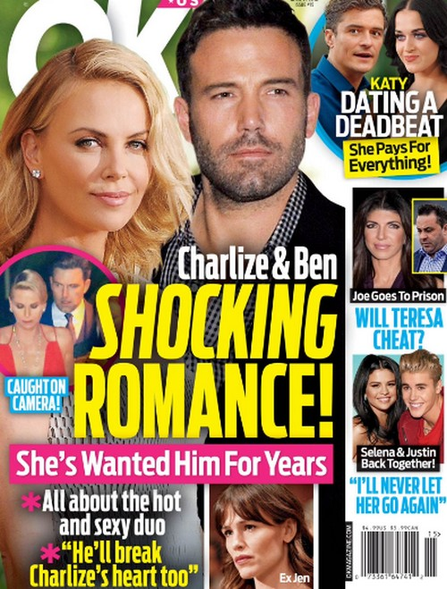 Ben Affleck Renews Charlize Theron Romance: Jennifer Garner Devastated?